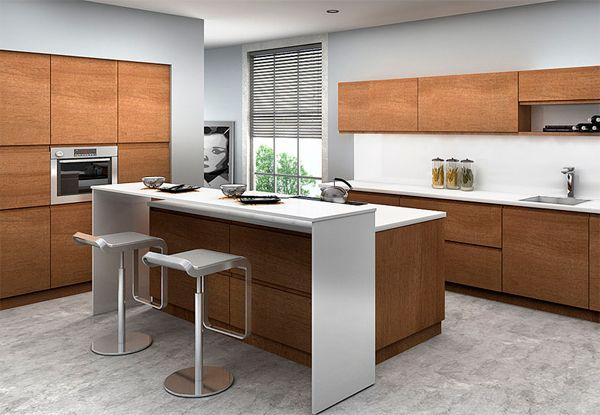 Como elegir el color de mi cocina - Como elegir cocina ...