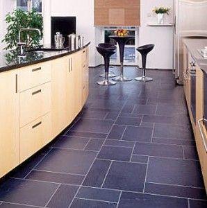 Como elegir el piso mas indicado para la cocina for Cocinas modernas fotos pisos