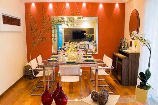 Como iluminar correctamente el comedor for Colores para cocina comedor