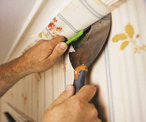 Como instalar el papel tapiz - Piso que se pega ...