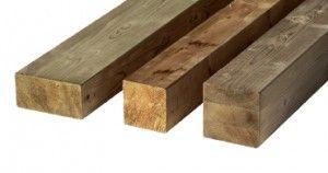 Como instalar una viga de madera