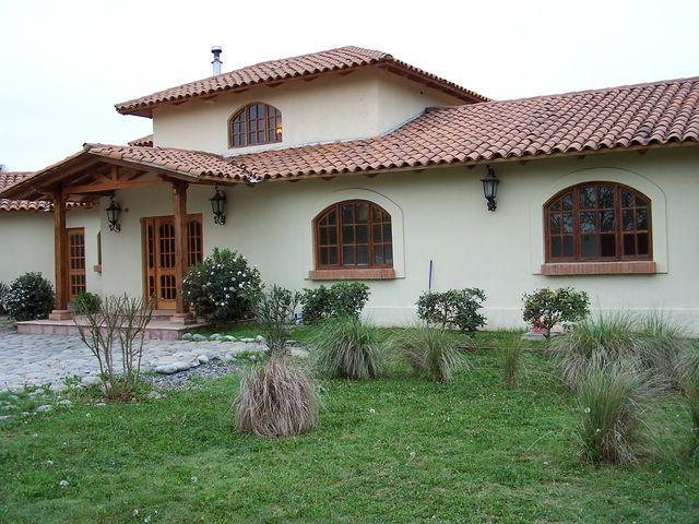 Construccion de viviendas coloniales - Fotos de chalets modernos ...