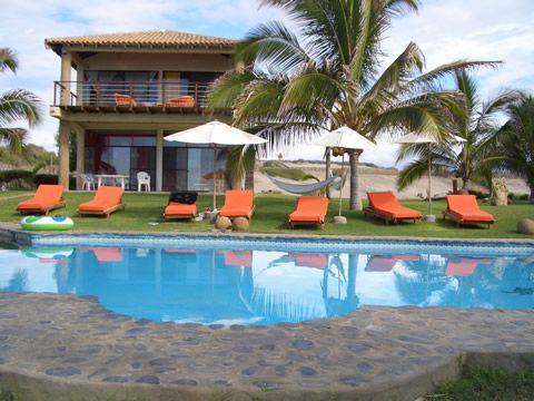 Decorar casas de playa for Decoracion de casas de playa modernas