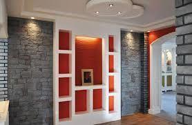 Decorar paredes imitando piedras - Imitacion piedra para paredes interiores ...