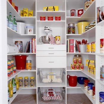 Dise ar despensas de cocina for Disenar cocina ikea online