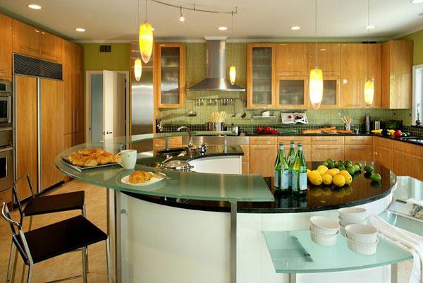 Diseño de islas de cocina