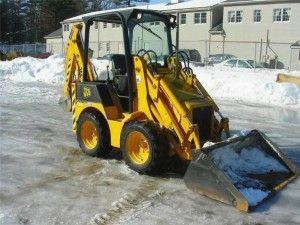 Excavadora compacta