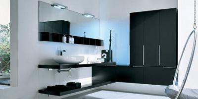 Iluminacion de cuartos de baño