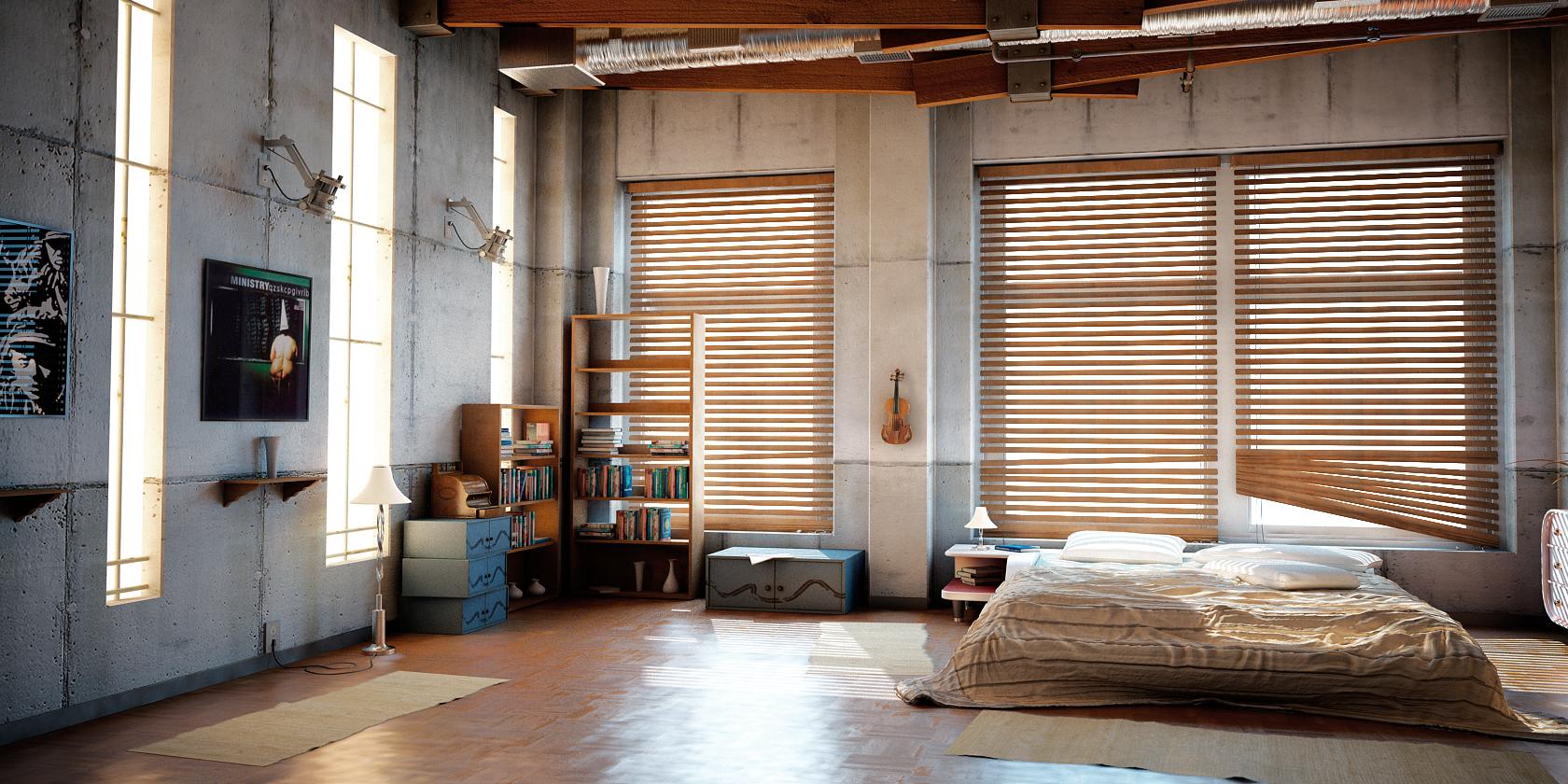 Decoracion de interiores - Fotos de lofts decorados ...