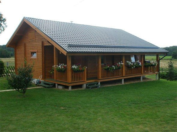 Mantenimiento de casas de madera - Casas de madera bonitas ...
