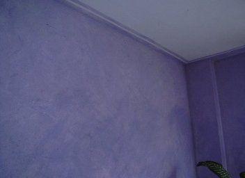 Metodos para pintar paredes interiores - Pintura decorativa para paredes ...