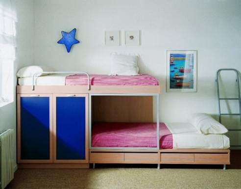 Modelos de camarotes - Modelos de habitaciones infantiles ...