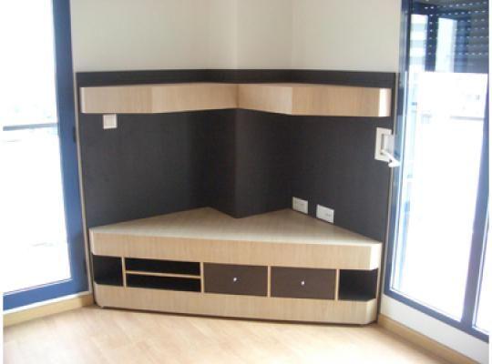 Muebles esquineros for Armarios de cocina esquineros