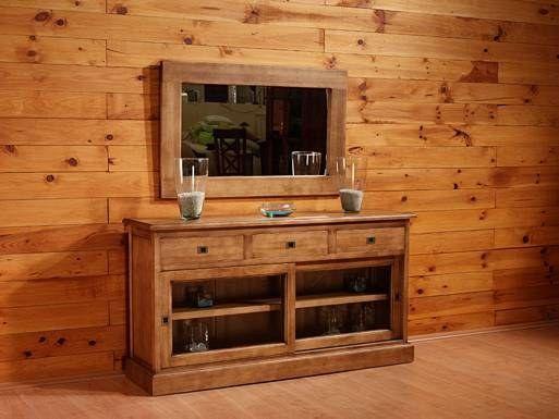 Muebles de madera argentina