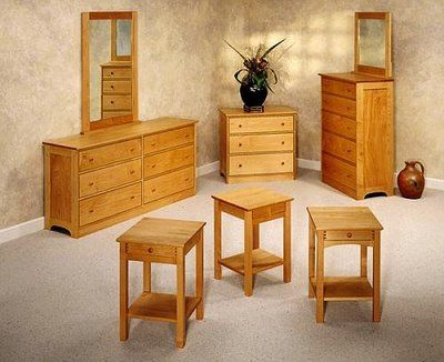 Mobiliarios y muebles en madera natural - Muebles madera natural ...