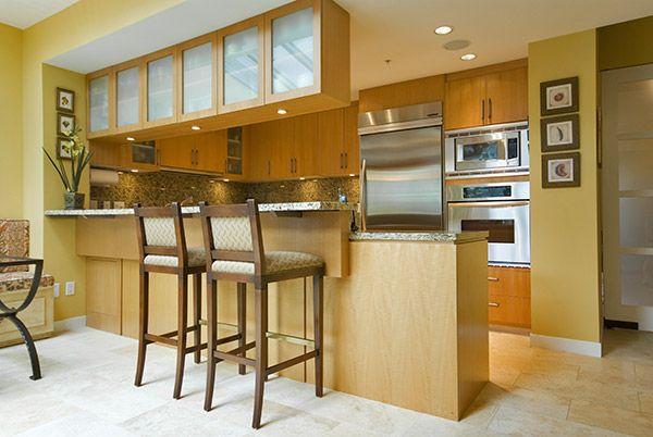 Muebles funcionales de cocina for Muebles de cocina de ladrillos imagenes