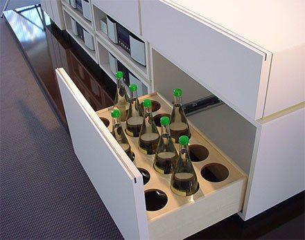 Muebles modulares para cocina