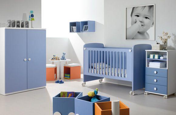 Muebles para dormitorio de bebes