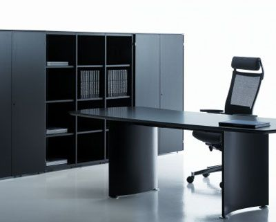 Muebles para oficinas for Muebles para oficina estilo minimalista
