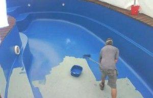 Pintar piscina