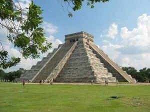 Piramides de Chichen Itza