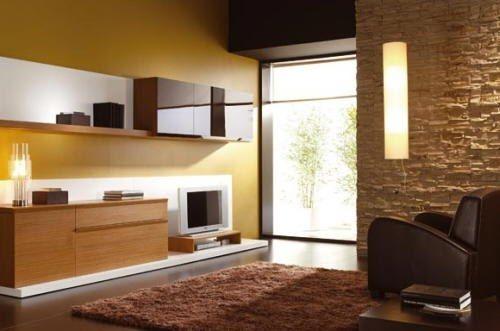 Preparacion de pinturas de interiores for Pintura de interiores de casas salas
