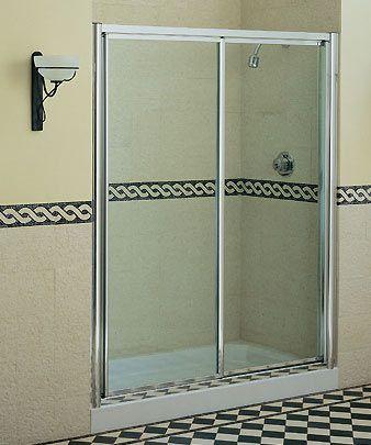 Puertas corredizas para duchas - Puerta corrediza para bano ...