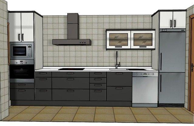 Realizar el diseño de mi cocina