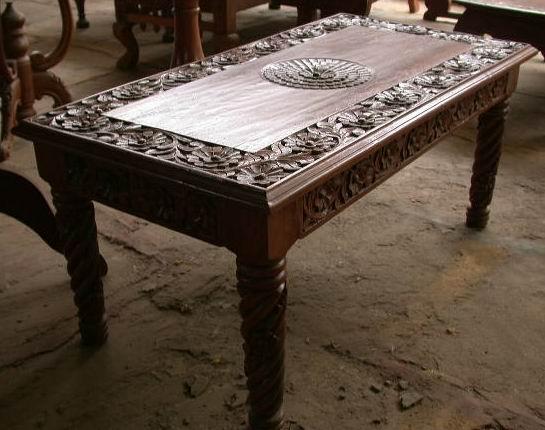 Restauracion de mesas antiguas