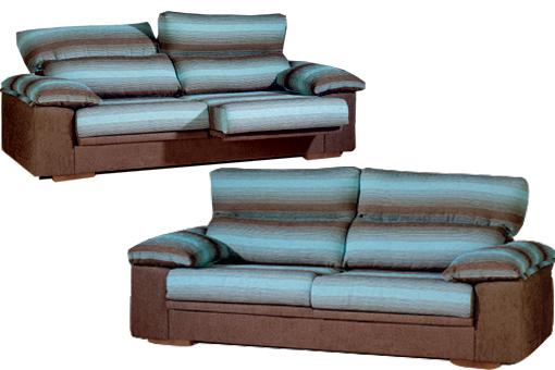 Perfect Sofas Para Espacios Pequeños
