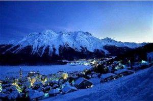 St-Moritz-Suiza