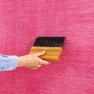 Técnicas con pintura en paredes