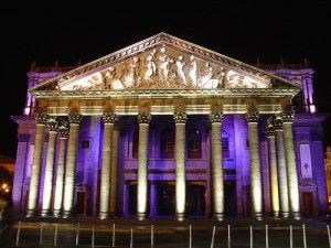 Teatro Degollado - México