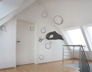 Tecnicas para decorar paredes