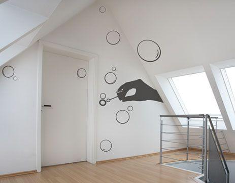 Tecnicas Para Decorar Paredes - Dibujos-decorar-paredes