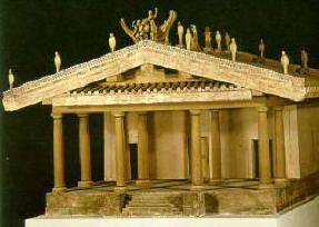 Templos etruscos