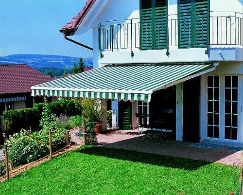 Toldos de jardin o terraza - Pergolas y toldos para jardin ...