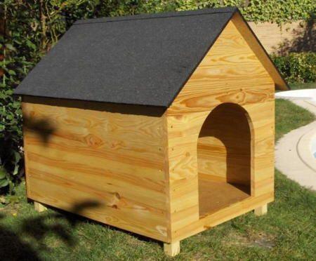 Casas para tu perro - Como hacer una casita para perros ...
