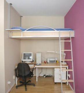 habitaciones peque as informaci n valiosa. Black Bedroom Furniture Sets. Home Design Ideas