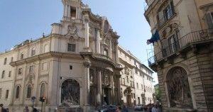 Iglesia San Carlo alle Quattro Fontane