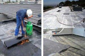 Impermeabilización de techos y arquitectura
