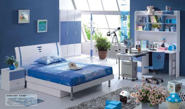Importancia del color en habitaciones para ni os - Fotos habitaciones ninos ...