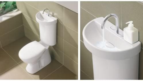 Inodoros lavamanos - Inodoro y lavabo en uno ...