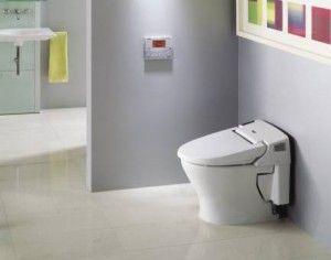 Inodoros y baños inteligentes