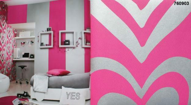 El empapelado o colocaci n de papel tapiz for De que color de papel tapiz para un corredor