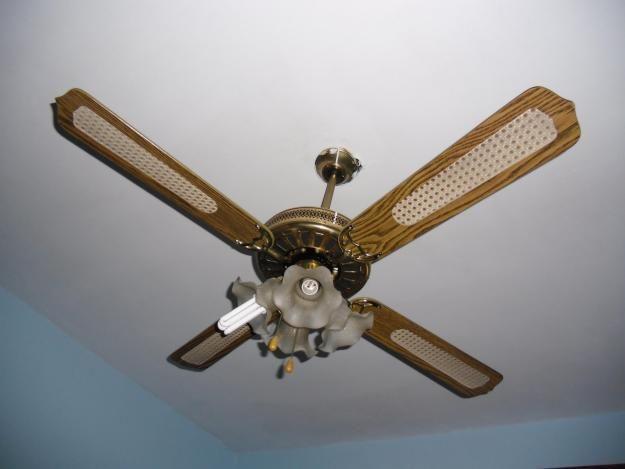 Instalar ventiladores de techo - Ventiladores de techo de diseno ...
