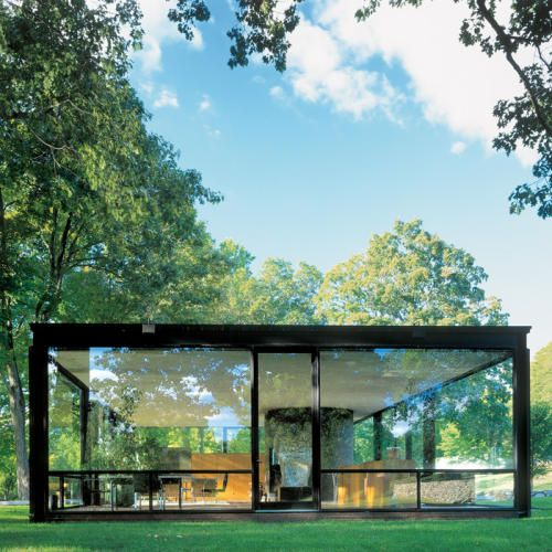 Casa De Cristal Glass House