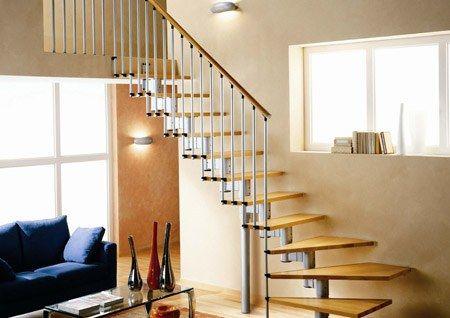 Escoger La Escalera De Tu Casa