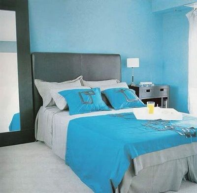 La base en la pintura de paredes - Colores de pintura para paredes de dormitorios ...
