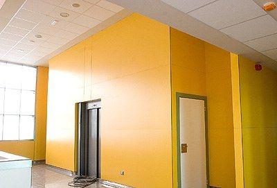 Pintar paredes interiores - Pintura lavable para interiores ...